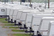 Fema Travel Trailer Shipping
